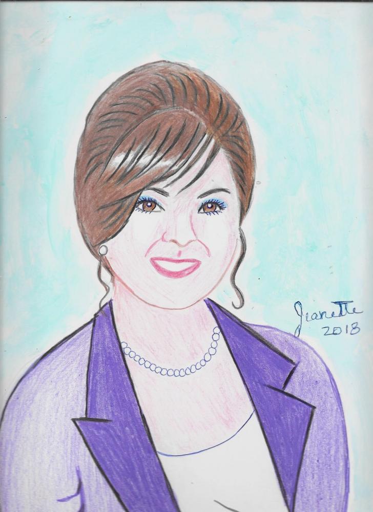 Valerie Bertinelli by Jeanette